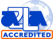 a2la accredited logo torque or tension