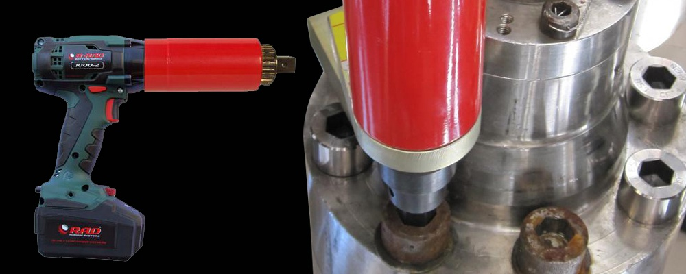 Battery operated torque wrenches have come a long way and more companies are using them.