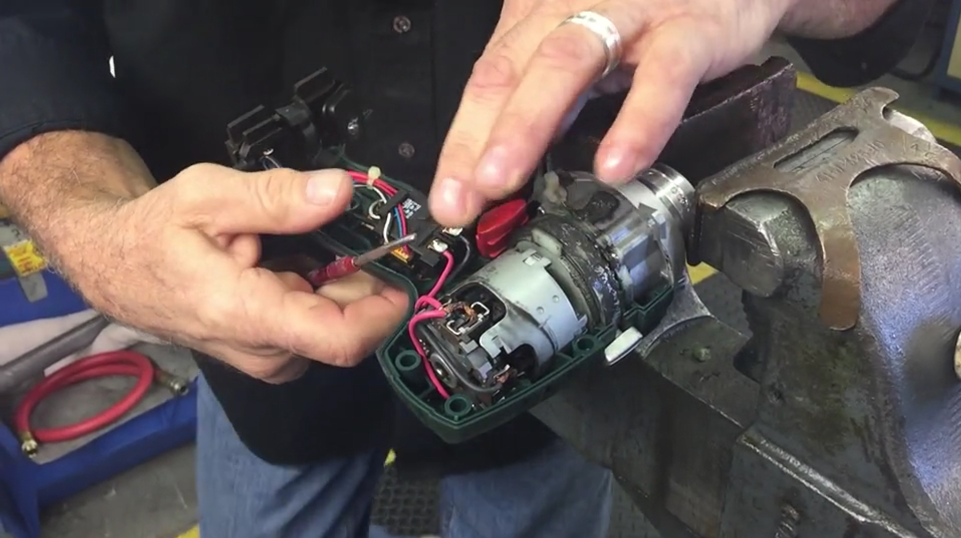 Torque Wrench Calibrated