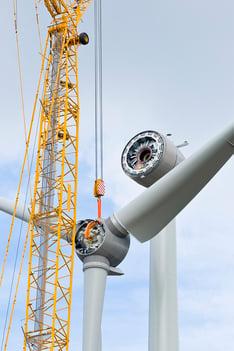 Classic wind turbine