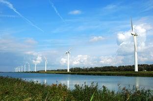 Hydro Electric Wind turbine