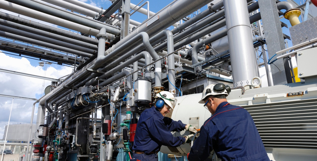 Hydraulic Torque Tools Used In Refinery Plant Turnaround