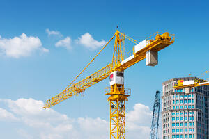 Tower crane torque wrench calibration