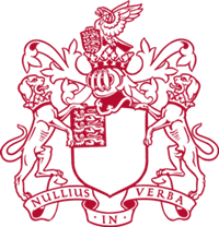 Royal Society Crest