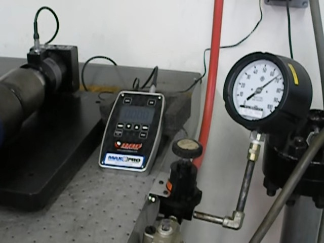 Maxpro calibration services are ALA acredited.