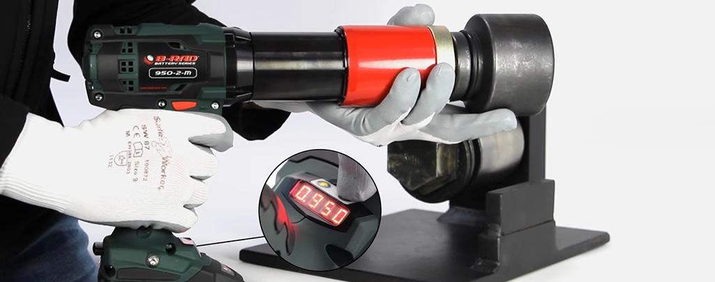 RAD Digital torque Wrench